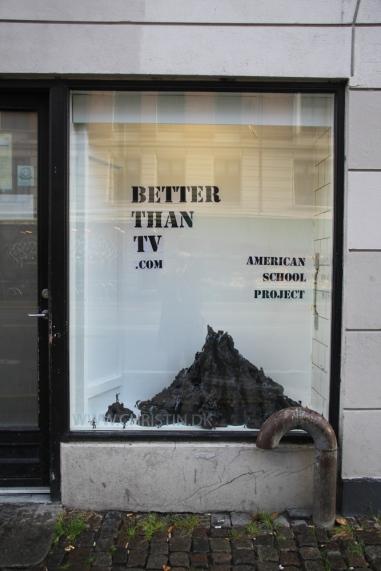 2012, American School project, Window 107,