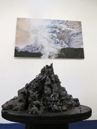 2014, Solo exhibition Hegnhøj and Blume